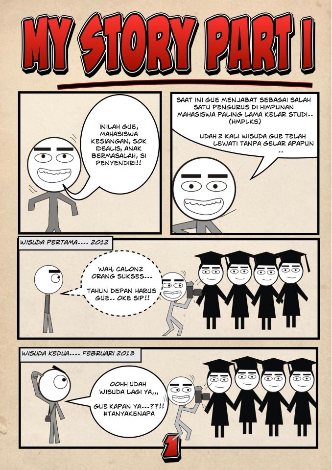 My Story (Versi Komik)