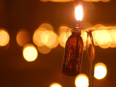 Lampu Botol