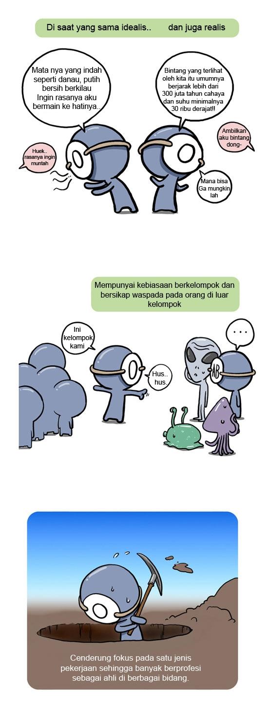 Komik Golongan Darah O (2)