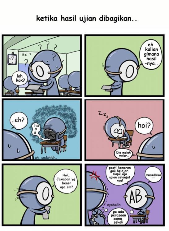 Komik Golongan Darah O (5)