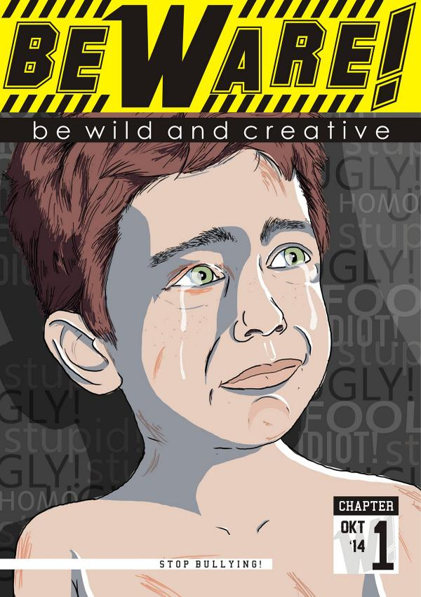 Beware!: Stop Bullying!