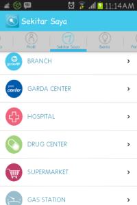 Screenshot aplikasi garda mobile otocare 03