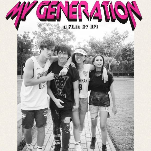 Poster My Generation