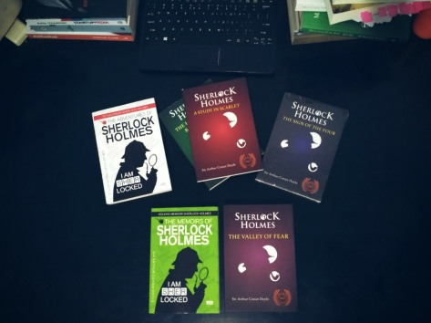 Novel/Cerpen Sherlock Holmes - Sir Arthur Conan Doyle