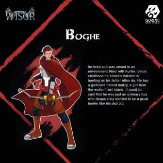 Boghe WISGR
